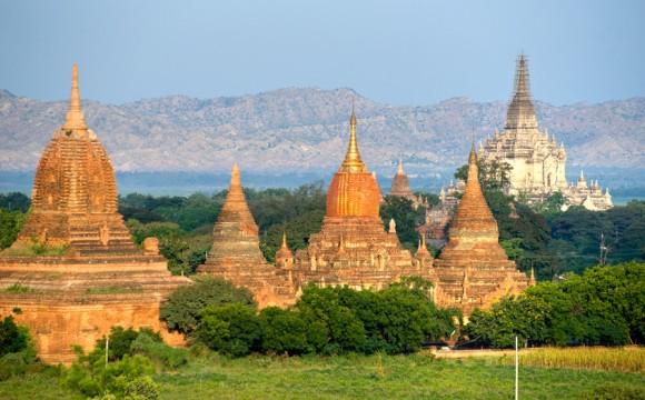 MYANMAR… dove la  terra è ancora intatta e la gente autentica