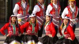 Fiestas y colores del Perù