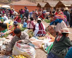 I colorati mercati di Cuzco