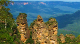 LE BLUE MOUNTAINS, PATRIMONIO MONDIALE DELL'UNESCO