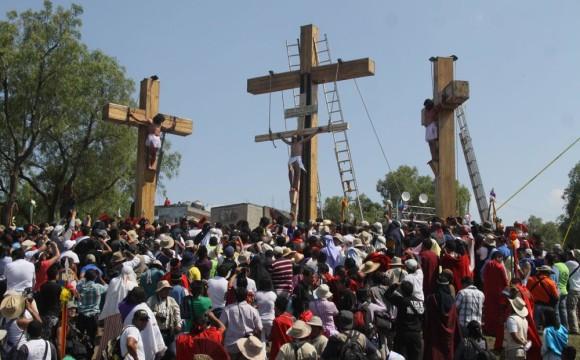 Pasqua in Messico