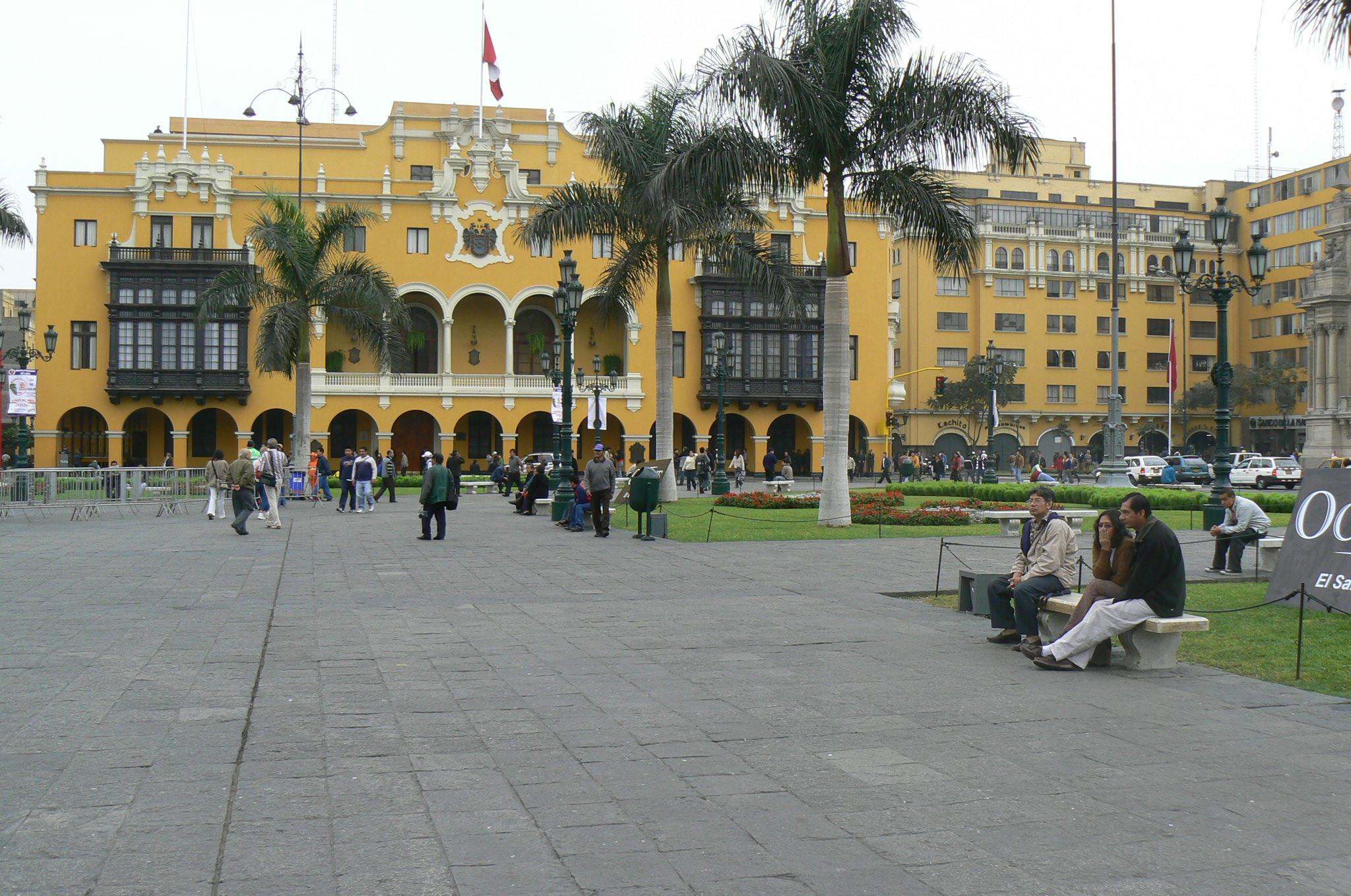 Lima si  candida a nuova città meravigliosa