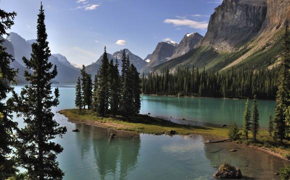Canada: viaggio nei parchi dell'ovest